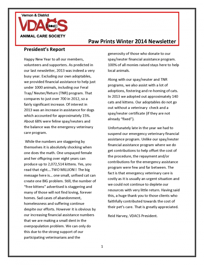 PRESIDENTS-REPORT-NEWS-LETTER-1